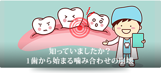 知っていましたか?歯の豆知識特集